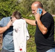 اصابة مستوطنبن بقصف المقاومة في غزة