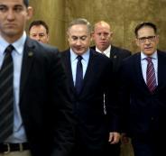 10 آلاف يتظاهرون في تل أبيب احتجاجاً على فساد نتنياهو
