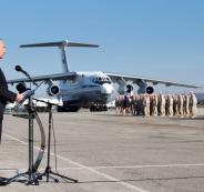بوتين واسقاط الطائرة الروسية في سوريا