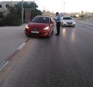 ضبط مركبات خاصة تقوم بنقل المواطنين مقابل اجر