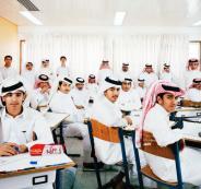 استقطاب معلمين فلسطينيين للعمل في قطر