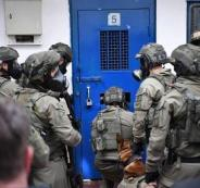الاصابات في صفوف الاسرى بسجن عوفر