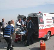 4 إصابات في حادث سير جنوب جنين