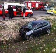 مصرع شخص وإصابة 177 في حوادث سير الأسبوع الماضي