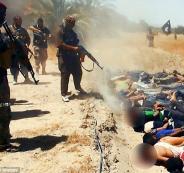 جرائم داعش في سوريا