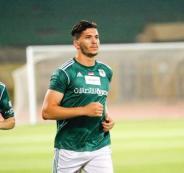 اللاعب المصري محمود الوادي