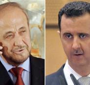 محاكمة عم الرئيس السوري