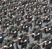كورونا والجيش الكوري