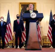 فرض عقوبات امريكية على وزارة الدفاع الايرانية