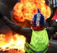 فرنسا وتظاهرات السترات الصفراء