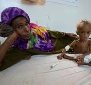 مساعدات المانية لاطفال اليمن