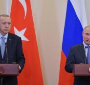 روسيا وتركيا وليبيا