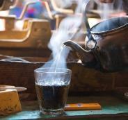 هل تفضل الشاي ام القهوة