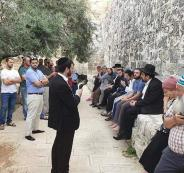 اقتحام المستوطنين المسجد الأقصى