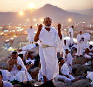 أكثر من مليون حاج وصلوا السعودية لأداء المناسك