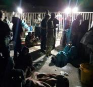 ارتفاع حصيلة ضحايا زلزال ايران إلى 445 قتيلا و7100 جريح