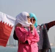 قطر والفلسطينيين