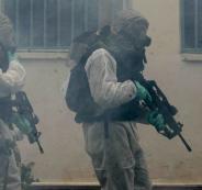 الجيش الاسرائيلي والحرب الكيميائية