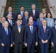 الحكومة البلجيكية والسودانيين