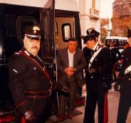 وفاة زعيم المافيا الايطالية
