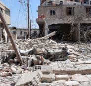 سوريا: مقتل 18 شخصا في قصف لطيران التحالف على جنوب الرقة