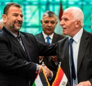 حماس والانقسام الفلسطيني