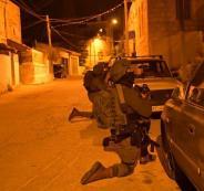 اعتقالات في نابلس وطوباس