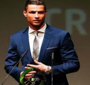 رونالدو أفضل لاعب برتغالي في 2016