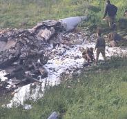 فلسطيني يقاضي الجيش الاسرائيلي بسبب سقوط طائرة اف 16