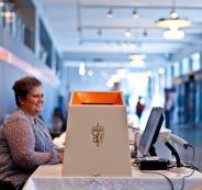فلسطينيون يترشحون لانتخابات البلدية النرويجية