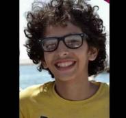 صورة الطفل يوسف أحد الضحايا