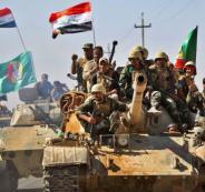 العراق واسرائيل
