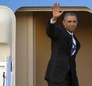 رحيل اوباما