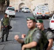 دهس طفل في القدس