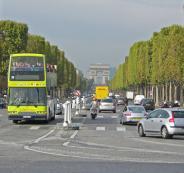 فرنسا والتظاهرات في باريس