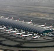 طائرات اماراتية في تل أبيب
