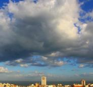 الطقس في فلسطين