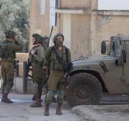 الجيش الاسرائيلي يداهم منازل في الخليل