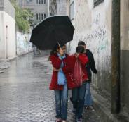 الحرارة حول معدلها العام  والفرصة مهيأة لسقوط زخات من الأمطار