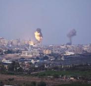 استهداف في غزة