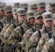 كورونا والجيش الامريكي