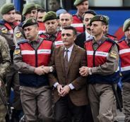 محاولة الاتقلاب في تركيا