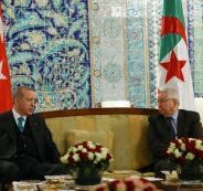 تركيا والجزائر