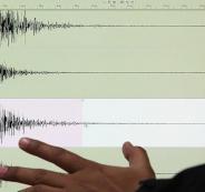 زلزال بقوة 6 درجات يضرب المنطقة الحدود العراقية الإيرانية