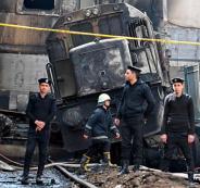 حادثة القطار في اقاهرة