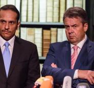 وزير خارجية المانيا وقطر