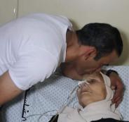 وفاة والدة اسير بعد تحرره من الاسر بأيام