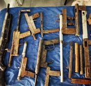 ضبط اسلحة في الضفة الغربية