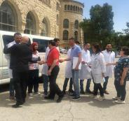 مستشفى المطلع وقطاع غزة