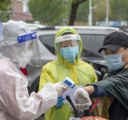 الصين وفيروس كورونا